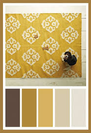 west elm gray yellow and brown living room design yellow and