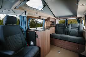 volkswagen camper van the new vw t6 campervan hillside leisure