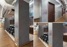 concrete home designs in narrow slot architecture toobe8 modern