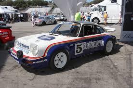 rothmans porsche 911 15 coolest porsches from rennsport reunion v