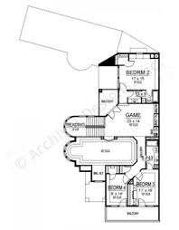 Octagonal House Plans by Cascata House Plan Home Plans By Archival Designs