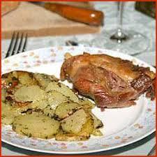 cuisiner des cuisses de canard confites les cuisses de canard confites à la graisse d oie et pommes sarladaises