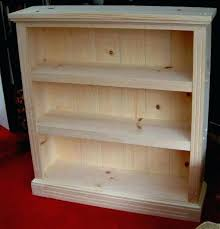 54 best unfinished wood furniture images on pinterest bookcases
