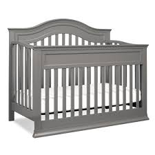 Convertible Crib With Toddler Rail by Davinci Brook 4 In 1 Convertible Crib With Toddler Rail In White