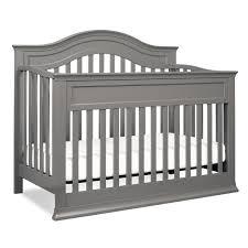 Davinci Kalani 4 In 1 Convertible Crib With Toddler Rail by Davinci Brook 4 In 1 Convertible Crib With Toddler Rail In White