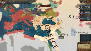 Time Change Map Playing The Extended Timeline Mod When Byzantium Decided It Was