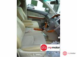 lexus harrier 2006 price 2006 toyota harrier for sale in malaysia for rm54 800 mymotor