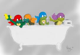 Tmnt Bathroom Set Dmc Tmnt By Lukael Art On Deviantart