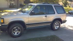 Ford Explorer 1994 - mazda navajo ford explorer time capsule only 19k miles for sale