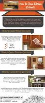 Cleaning Wood Kitchen Cabinets 44 Best Kitchen Infographics Images On Pinterest Infographics
