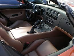 Dodge Viper Srt10 - file orange dodge viper srt 10 seats jpg wikimedia commons