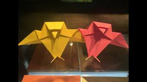 how to make traditional origami owl origami tutorial video youtube