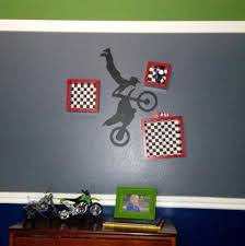 dirt bike bedroom decor home design ideas and pictures
