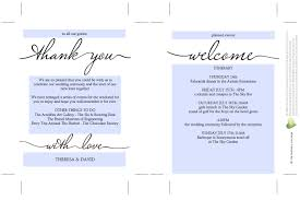 Wedding Itinerary Template For Guests Wedding Thanks U0026 Welcome Template The Stationery Concierge