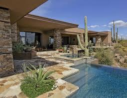 southwest home designs southwest saguaro forest ii design associates