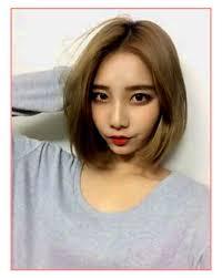 new styles short bob hairstyles korean best hairstyles for women