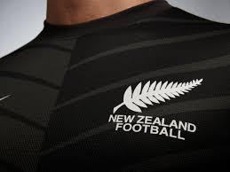 nike womens football boots nz nike football unveils zealand away national team kit nike