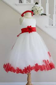 red and white flower dresses for toddlers naf dresses