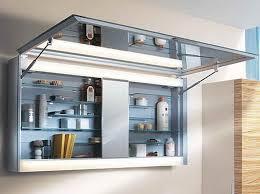 Two Door Medicine Cabinet Modern Bathroom With Door Mirrored Aluminum Medicine