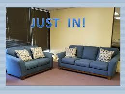 ashley furniture janley sofa denim living room furniture ecoexperienciaselsalvador com