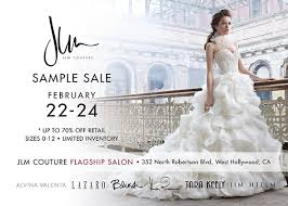 wedding sale jlm couture sle sale in los angeles los angeles wedding