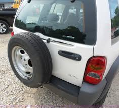jeep liberty suv 2003 jeep liberty suv item k1742 sold august 16 missour