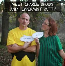 Charlie Brown Snoopy Halloween Costumes Raising Cubs Campground Homemade Halloween Peanuts Gang