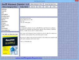 Free Resume Software Download Free Resume Software Download