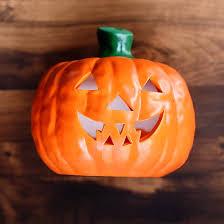 ceramic pumpkins thrift store decor ceramic pumpkin makeover bre pea