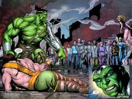 incredible hulk hercules war hulk lowbrowcomics