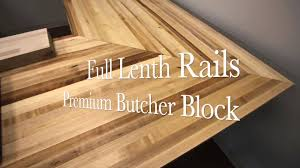 butcher block counter top youtube butcher block counter top