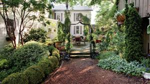 shady garden design ideas southern living