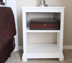 nightstands top simple nightstands dark wood collection ideas