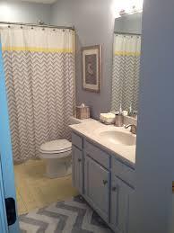 Grey Bathrooms Decorating Ideas by 40 Best Yellow U0026 Grey Bathroom Images On Pinterest Bathroom