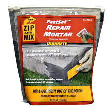 3 Day Blinds Repair Quikrete 3 Lb Zip And Mix Repair Mortar 124115 The Home Depot