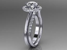 halo wedding ring buy engagement ring enhancers for 860 00