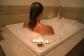 heat and cold treatment which is best a hot bath can provide comfort and relief from some types of pain