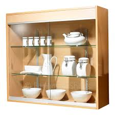 display cabinet with glass doors shop wall display cabinet glass doors