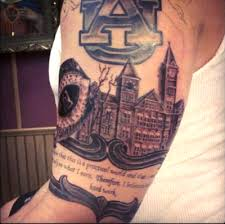photos craziest tattoo we can find for each sec team
