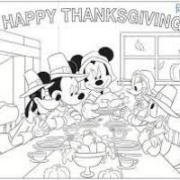 thanksgiving coloring pages princess bootsforcheaper