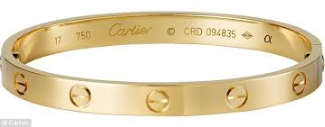 tiffany bracelet love images Kylie jenner 39 s cartier love bracelet is the most searched for jpg