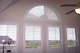 Sheer Roller Blinds For Arched Window Coverings In San Antonio Tx Image Gallery Budget Blinds