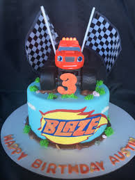 blaze and the monster machines cake cakes pinterest monsters