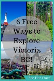 6 free things to do in victoria british columbia see her travel