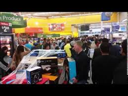 black friday started early 2014 chaos in walmart houston