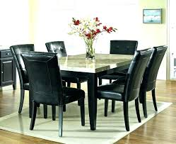 Ottawa Dining Room Furniture Dining Room Chairs Ottawa With Regard To Black Leather Decor 4