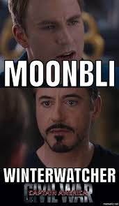 Mba Meme - moonbli vs winterwatcher civil war meme by nightfall aaawings of