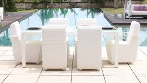 Design Axis Dining Set Buy Online At LuxDeco - Skyline outdoor furniture