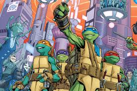 idw u0027s teenage mutant ninja turtles series important