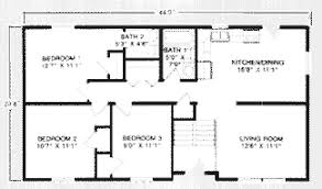split ranch floor plans raised ranch style homes available from building blocks llc